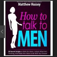 How to talk to men BOOK, 2 How to Start Talking to a Guy