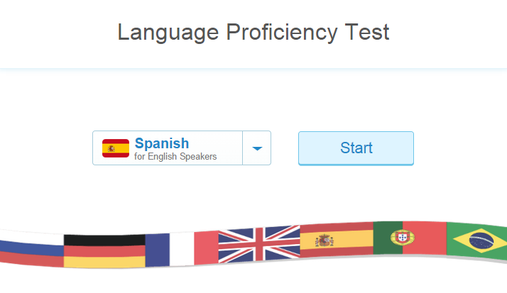 graphic regarding Spanish Placement Test Printable titled Portuguese proficiency check no cost on the net. How plenty of phrases do